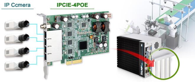 IPCIE-4POE