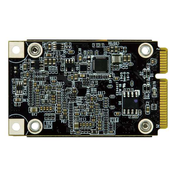 Mustang-MPCIE-MX2 VPU Card