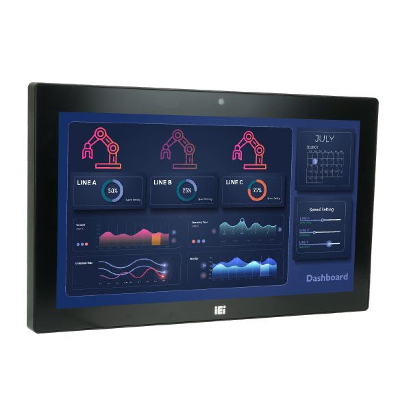 AFL3-W15A-AL industrial pane PC
