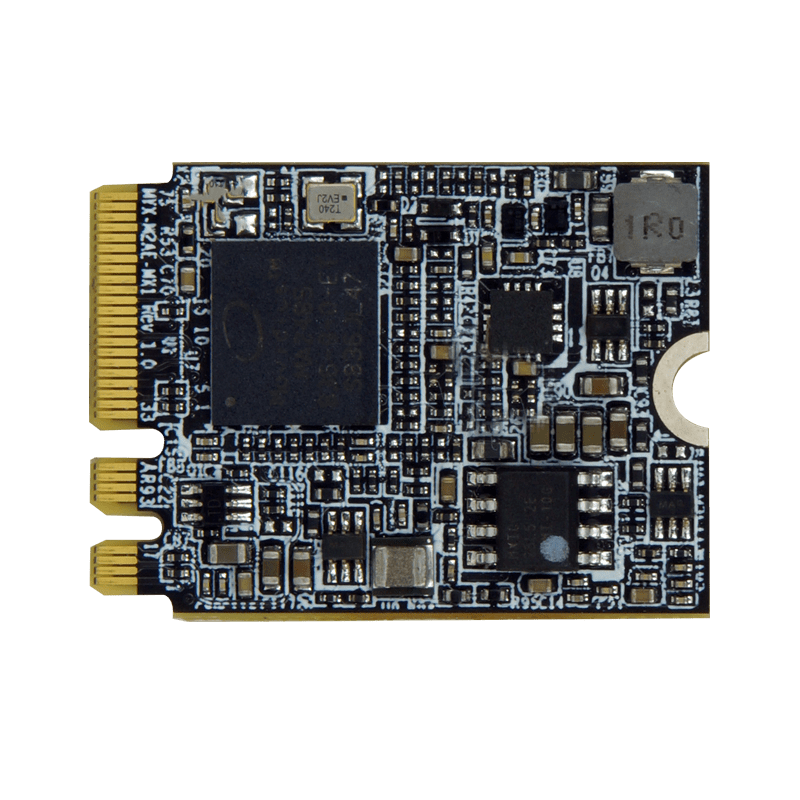Mustang-M2AE-MX1 VPU Accelerator Card