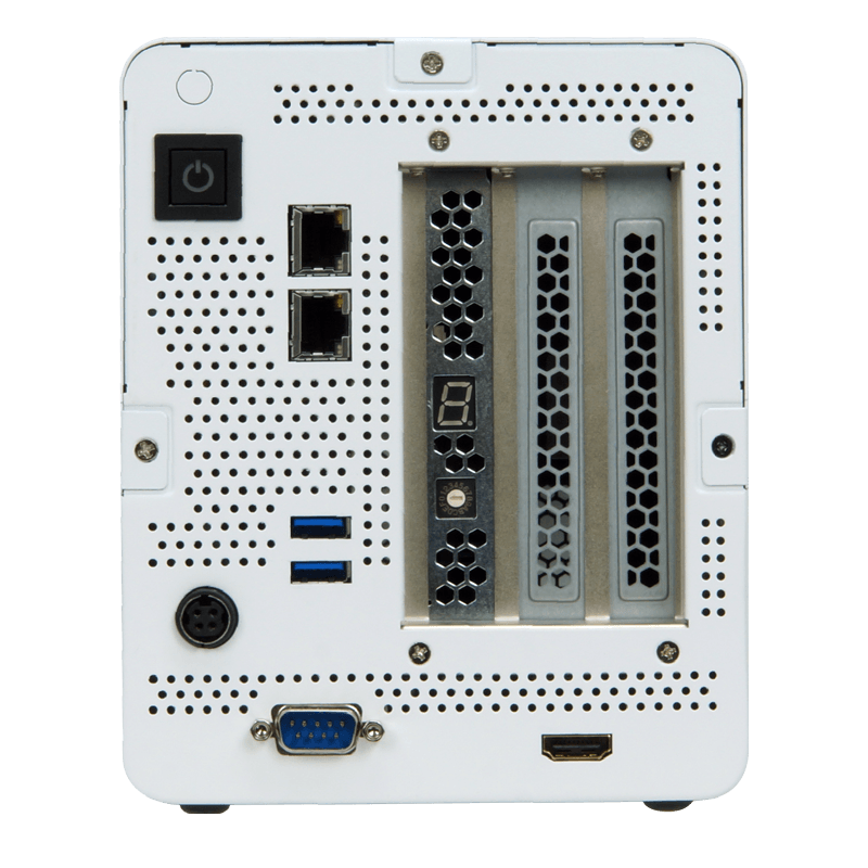 IEI HTB-200 AI-powered Embedded System | AI box PC