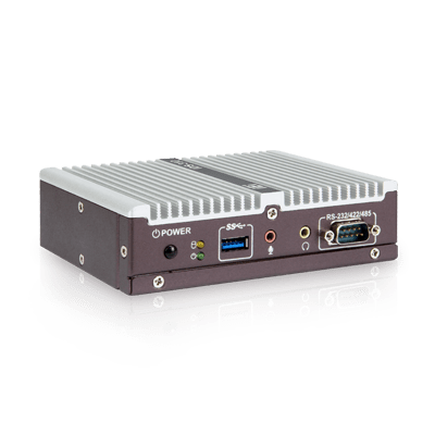 IDS-310-AL Fanless Ultra Compact Size Digital Signage System
