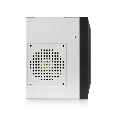 TANK-880 Fanless Embedded System Back