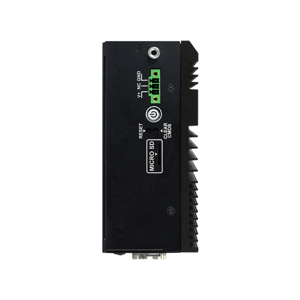 DRPC-330-A7K Fanless DIN-Rail Embedded System with Marvell® ARMADA® 88F7040 CPU