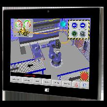 AF3-12A-BT industrial panel PC