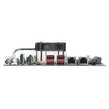 IEI tKINO-ULT6 Thin Mini-ITX SBC supports Intel® Tiger Lake-UP3 Processor