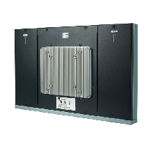 FLEX-BX100-ULT5 Fanless Rugged Box PC, Embedded System with 8th gen Intel® Whiskey Lake-U processors
