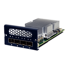 PulM-10G4SF-MLX Mellanox ConnectX-4 Lx based Network Interface Card