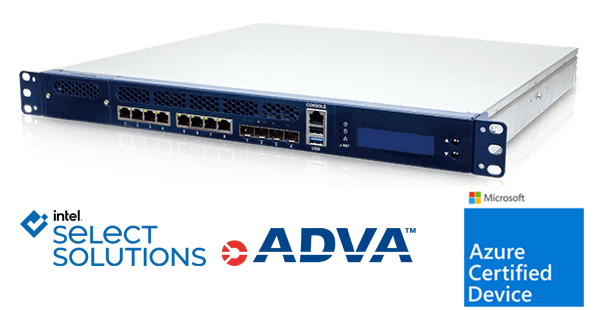 PUZZLE-IN004 1U Rackmount Network Appliance with Intel® Xeon® D Processor