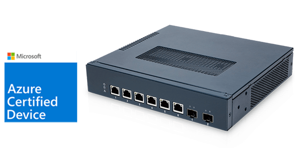 PUZZLE-IN003B compact network firewall appliance for SMB