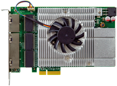 IEI GPOE-6P add-on card