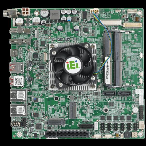tKINO-ULT6 Thin Mini-ITX SBC supports 11th Gen. Intel® Core™ Processor Family (Tiger Lake-UP3)