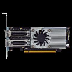 LAN-100G2SF-E810 Intel® Ethernet Controller E810 based Network Interface Card