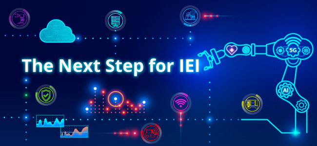 The Next Step for IEI banner