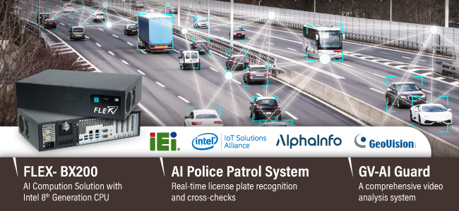 IEI Allied with AlphaInfo and GeoVision, Co-Creating AI Smart City