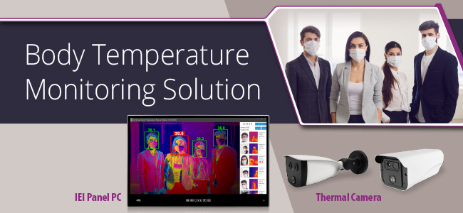 Body Temperature Monitoring Solution