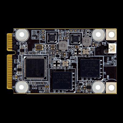 Mustang-MPCIE-MX2 VPU accelerator card