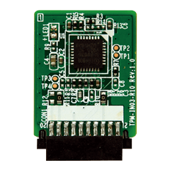 TPM-IN03 add-on card, SPI TPM 2.0 module, software management tool