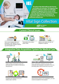 Vital sign collection