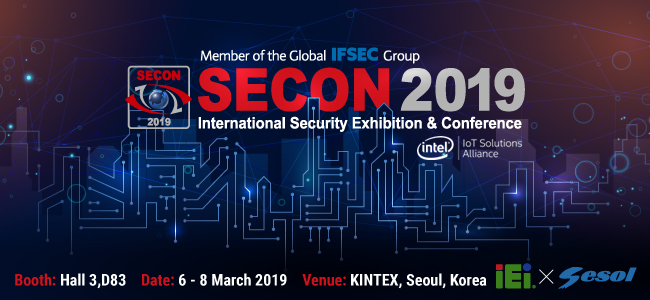 SECON 2019 KOREA