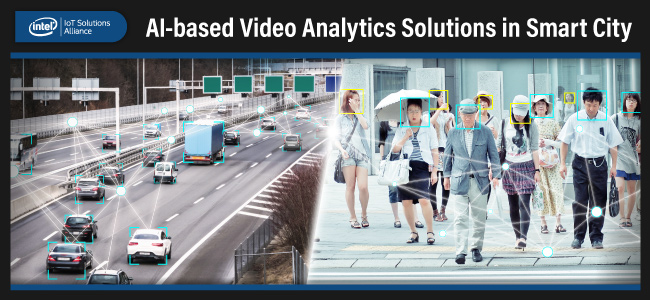 AI-based Video Analytics Solutions in Smart City