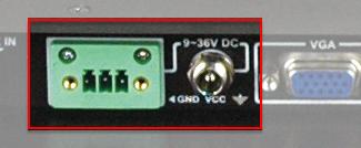 9V~36V Wide Range DC Input