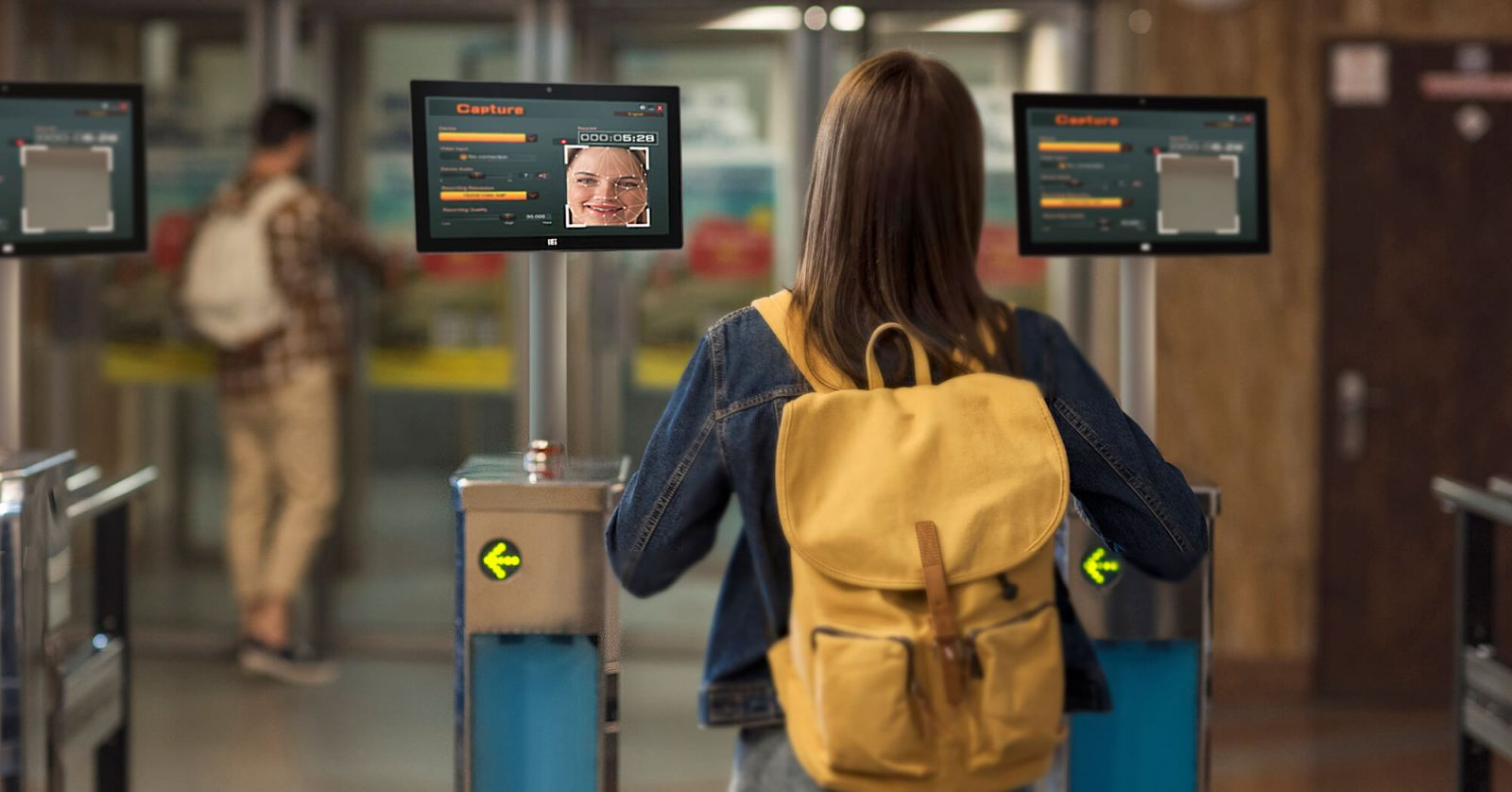 Access Gate Control Computer | IoT case study - facial recognition