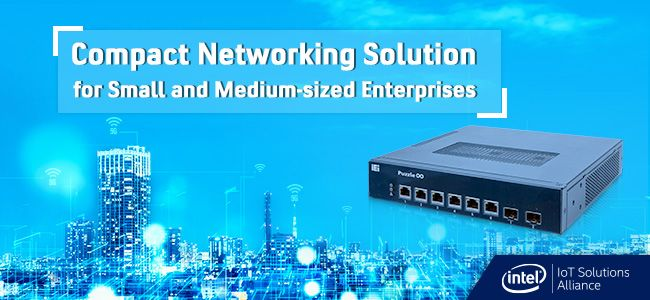 Compact Network Appliance banner