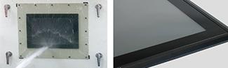 IP 65 Waterproof Aluminum Front Panel
