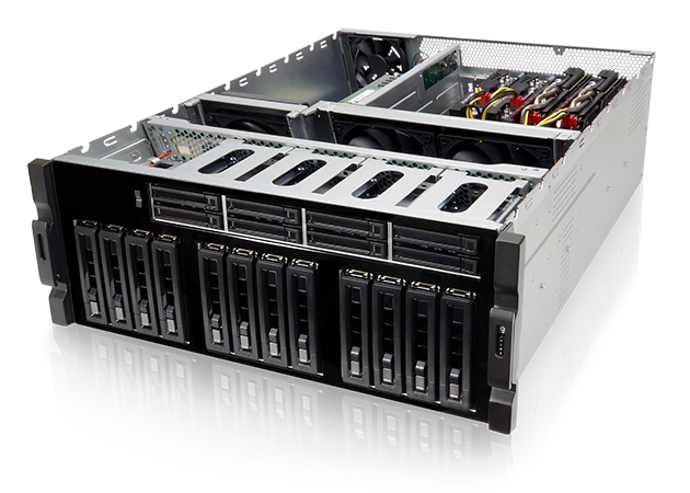 GRAND-C422 ai training server system