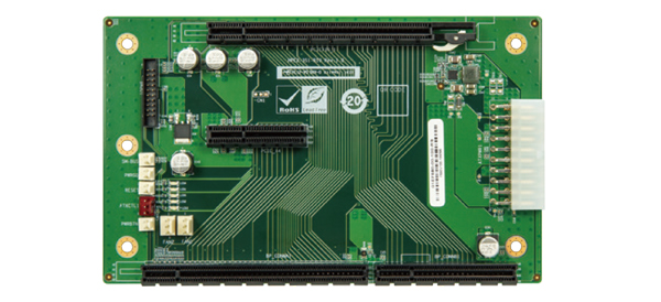 New_Graphics_Grade_Backplanes_Embedded_Computer_Single_Board_Computer_Backplane_HPE2-3S1-R10