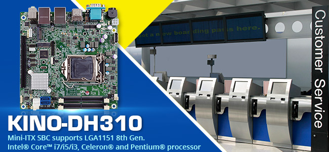 KINO-DH310 single board computer banner