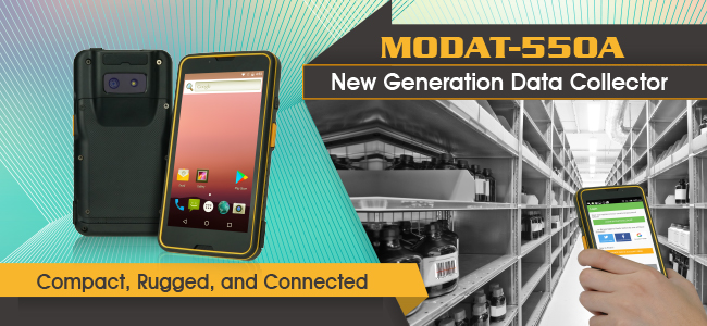 modat-550A-data-collector