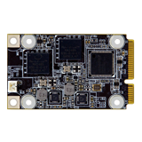 Mustang-MPCIE-MX2 accelerator card