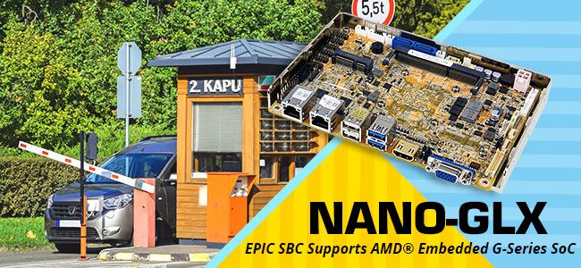 NANO-GLX AMD SBC