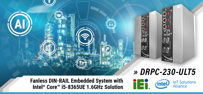 New_Fanless_DIN-Rail_Embedded_System_banner