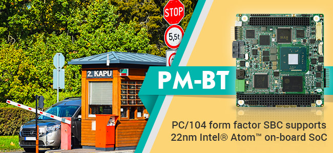 PM-BT single board computer banner