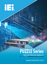 PUZZLE network appliance brochure