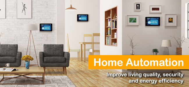 Iei Home Automation System Helps To Improve Living Quality