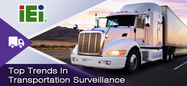 Top Trends In Transportation Surveillance