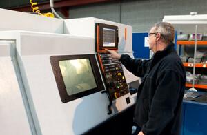 CNC Machine Data Collection & Analysis