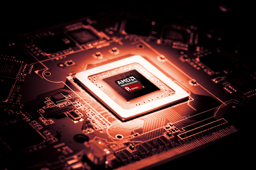 Empowered by AMD® Embedded R-Series SoC