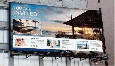 Signage Station 打造戶外廣告提升商機
