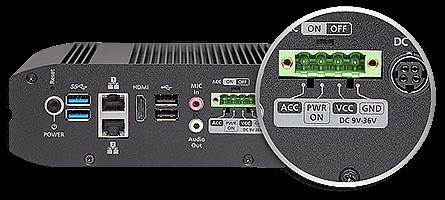 9V ~ 36V DC 寬電源設計