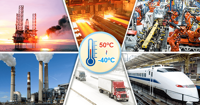 Extended Temperature Range