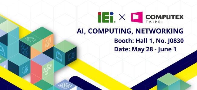 IEI 2019 computex