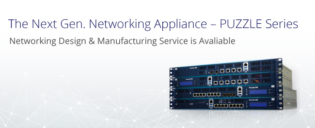 PUZZLE Network appliance