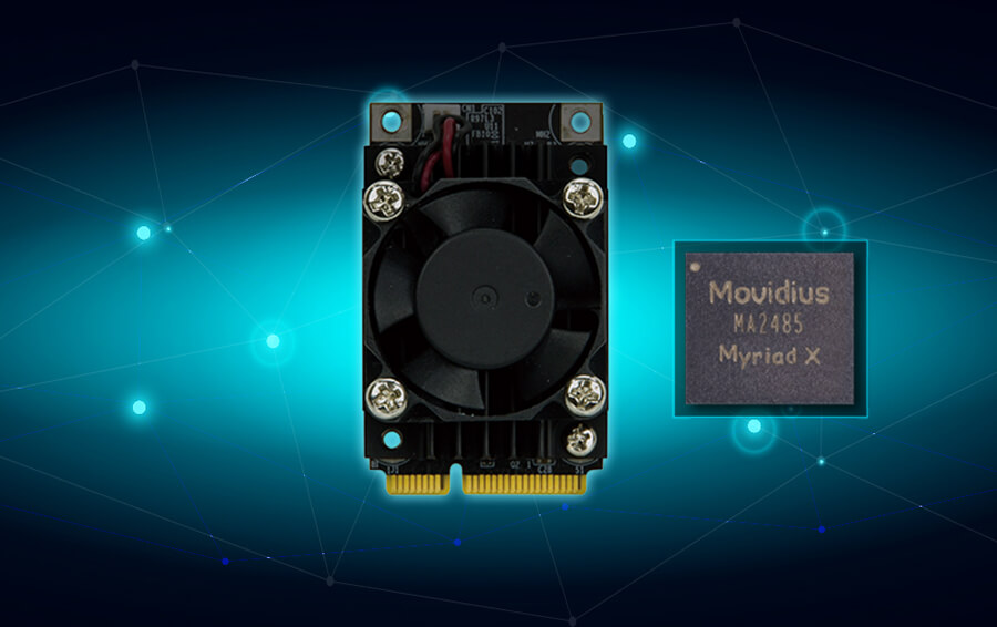 Mustang-MPCIE-MX2 | An Intel® Vision Accelerator Design Product